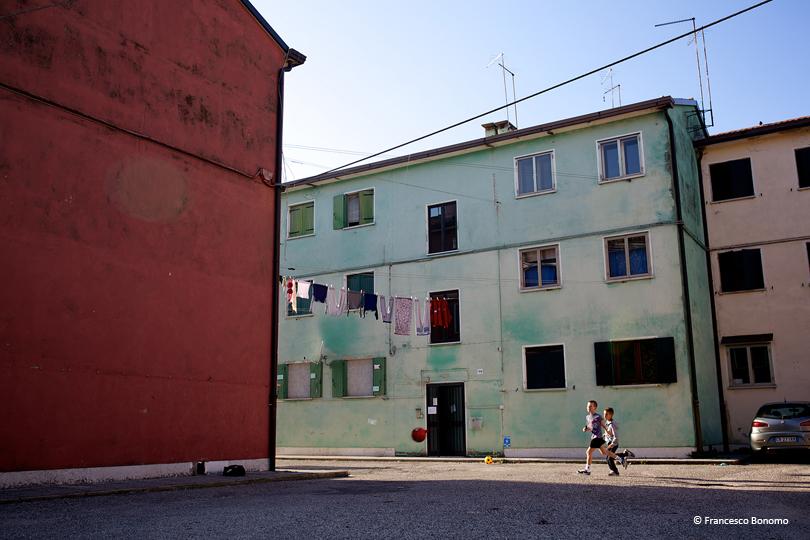 ISFCI UNDERGROUND, FRANCESCO BONOMO