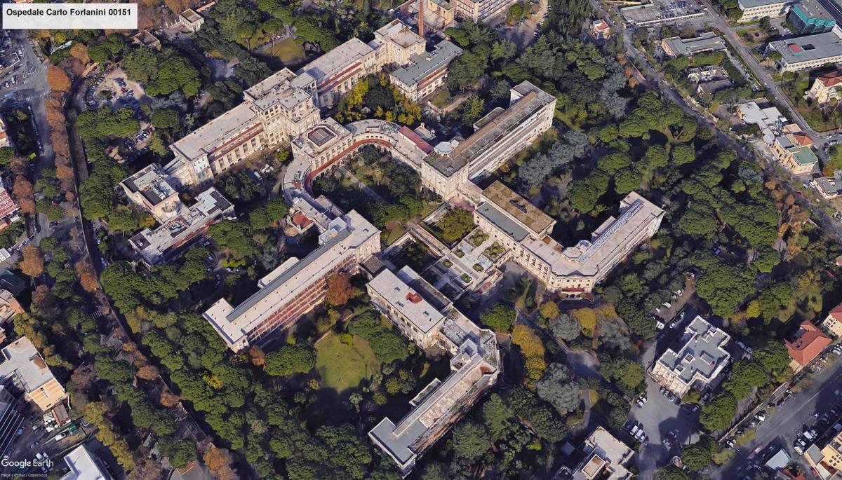 Laboratorio CIRCO - Ospedale Carlo Forlanini
